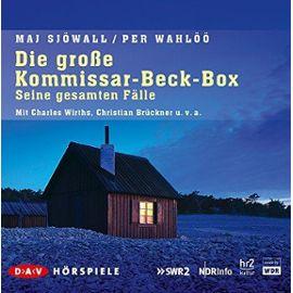 Die große Kommissar-Beck-Box - Seine gesamten Fälle - Maj Sjöwall