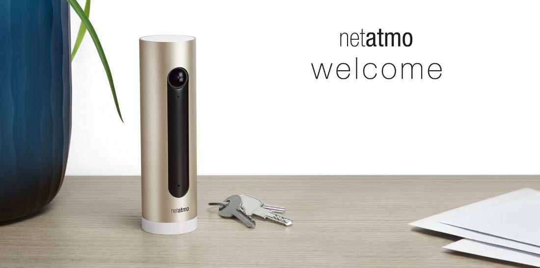 Netatmo Welcome : avis et prix