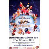 Sur Glace Tube Est PincoccioMickey Disney Affiche Envoi En Poster Amis kOPZuTiX