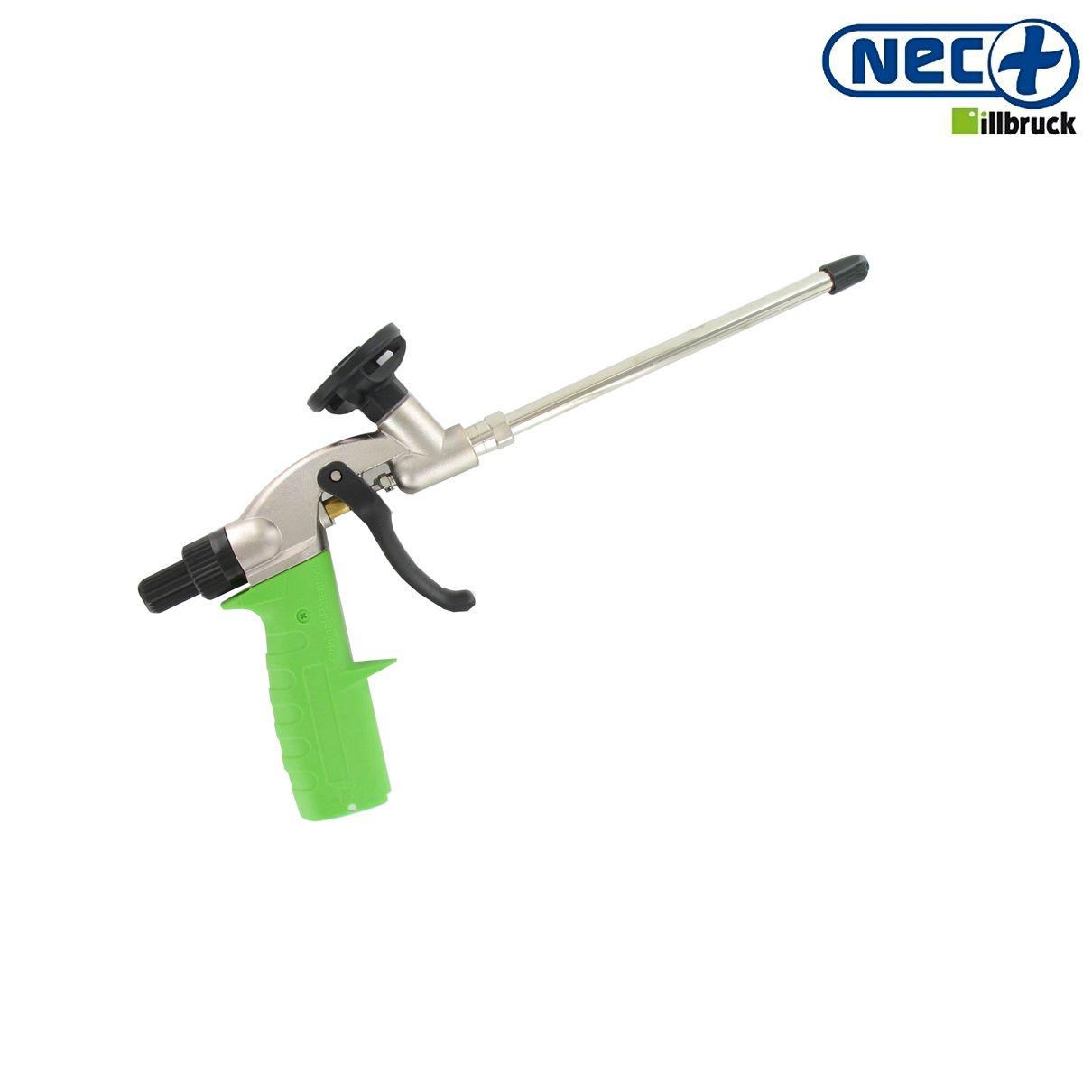 Pistolet Mousse NEC /à lance m/étal Pro AZ250