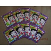 1 Lot de 10 Images Panini BETTY BOOP Glamour Stickers Book 2010 à choisir!