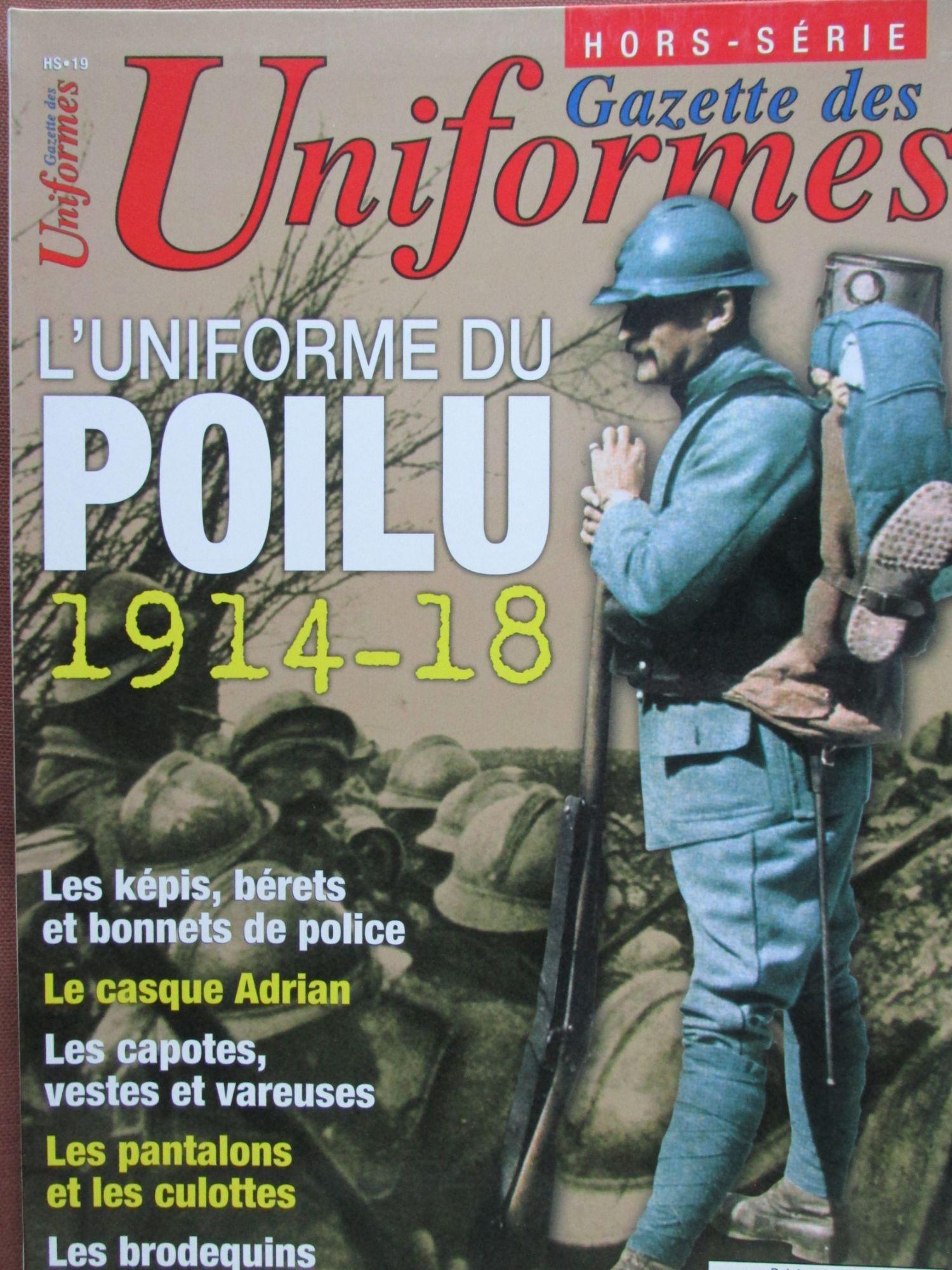 futur uniforme français ww1 - Page 2 1057785049