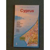 Carte Ign Chypre.Carte De Chypre