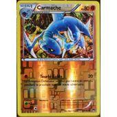 Pokémon Carte Pokemon CARMACHE 61/131 REVERSE Soleil et Lune 6 SL6 FR NEUF Losse kaarten