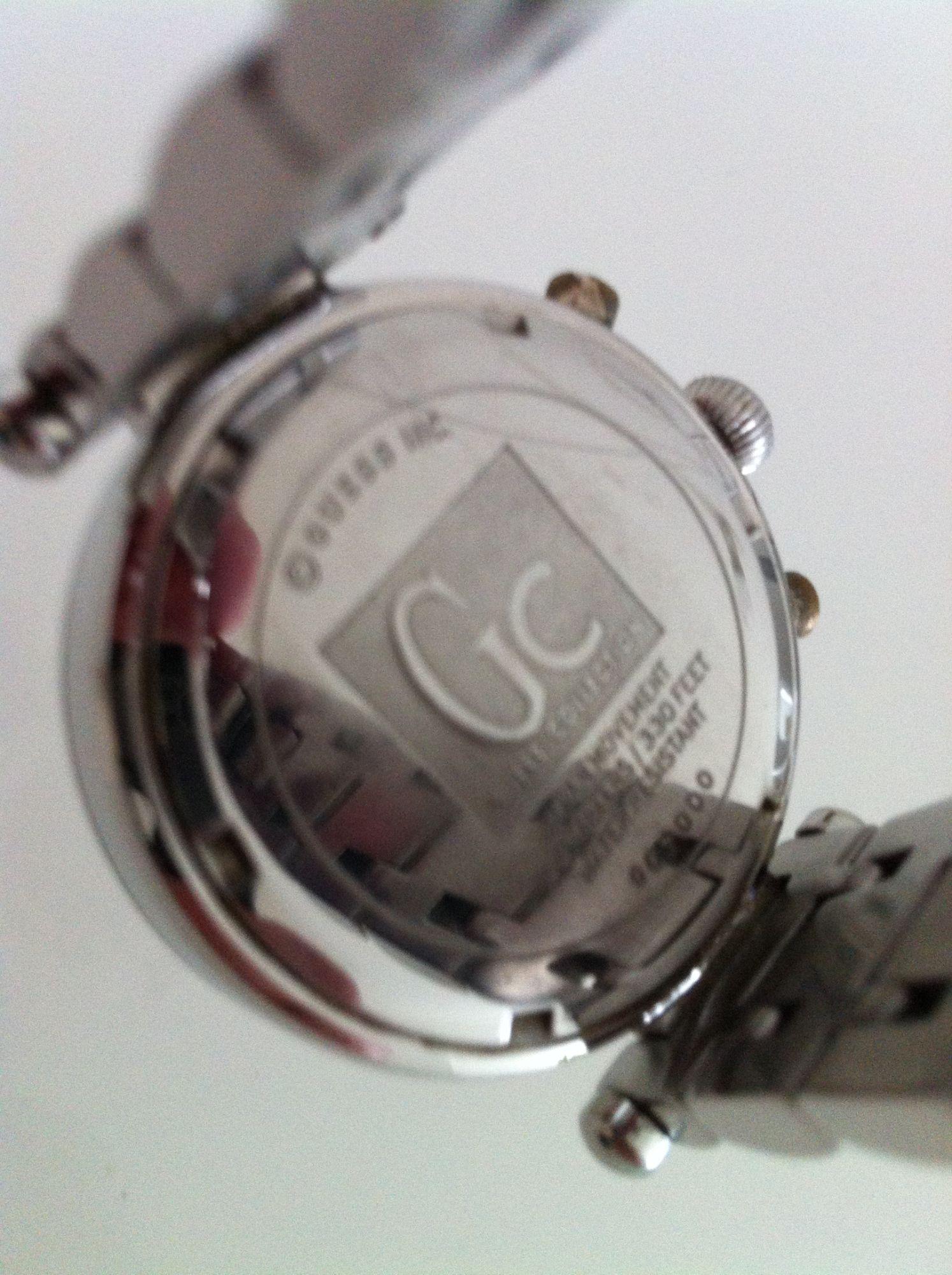 Guess Bracelet pour Homme en Acier Inoxydable