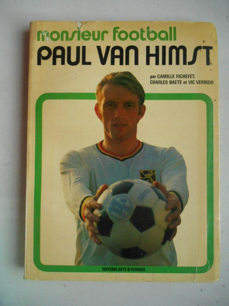 Paul Van Himst – Monsieur Football