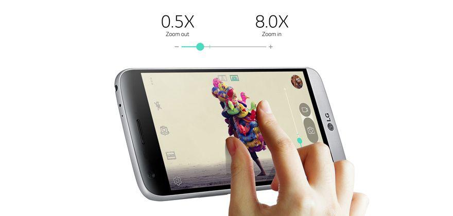 LG G5 H850 32 Go Titane image 5 | Rakuten