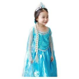 Superb Robe elsa la reine des neiges grande