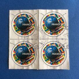 France - Coupe du monde de football - France 98 (Y & T 3139)