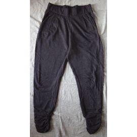 Pantalon Jogger H M Gris Fonce Chine Taille S Rakuten