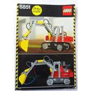 Lego 2797 jaune pompe pneumatique