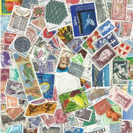 FRANCE 200 timbres différents