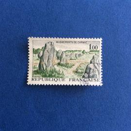 France - Alignements de Carnac (Y & T 1440)
