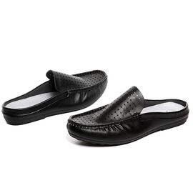 shop best sellers 2018 sneakers cute cheap Mode Tongs Homme Sandales Trou Chaussures de Plage Eté Slipper Chaussures  Semelle Souple Paresseux Slip-On Claquettes Pédales Pantoufles Chausson ...