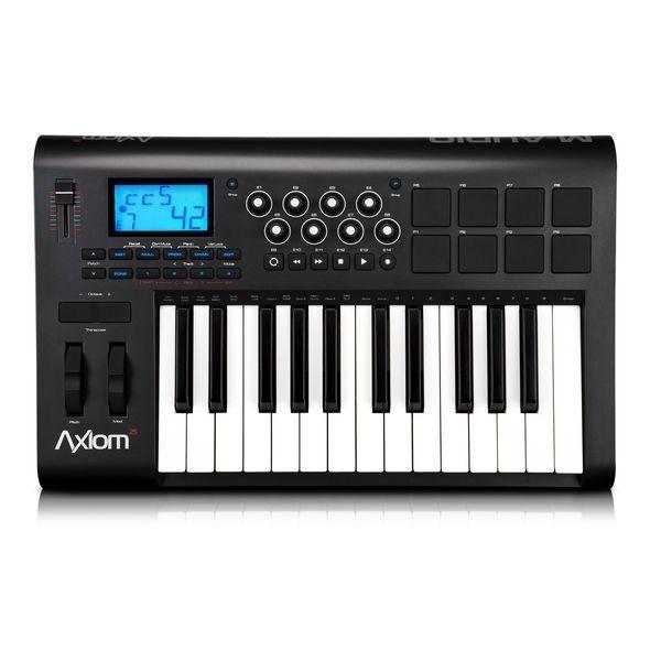 Vente M-Audio M-Audio Axiom 25 Mkii