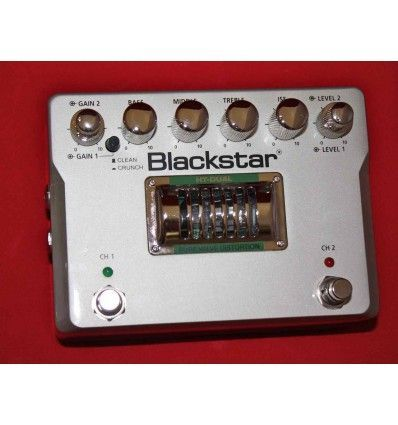 Vente Blackstar Blackstar Ht-Dual - Distorsion Guitare À Lampes