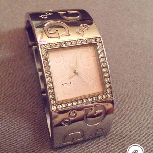 montre bracelet femme guess