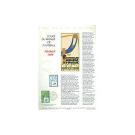 collection historique coupe du monde de football france 1998