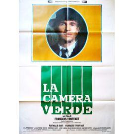 La chambre verte (la camera verde) - Véritable Affiche Italienne De Cinéma  Pliée - Format 100x140 Cm - De François Truffaut Avec François Truffaut, ...