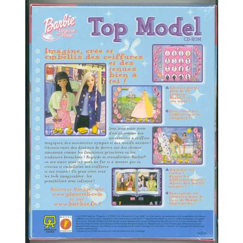 Barbie Top Model Rakuten