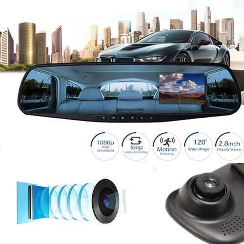 Côté Gauche pour Peugeot 206 98-10 Grand Angle Miroir Aile Rétroviseur Pince Sur