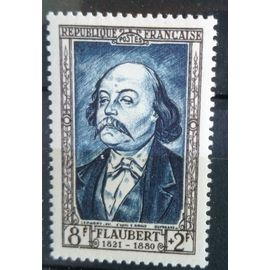 Timbre neuf **sans charniére:Gustave Flaubert n°930.