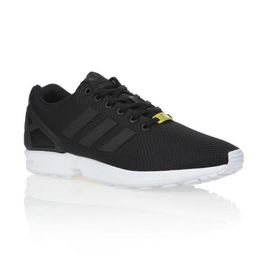 adidas originals baskets zx flux homme blanc