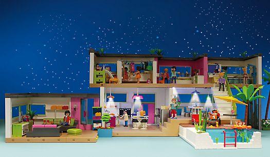 Playmobil 5574 - Maison Moderne 0115 - playmobil | Rakuten