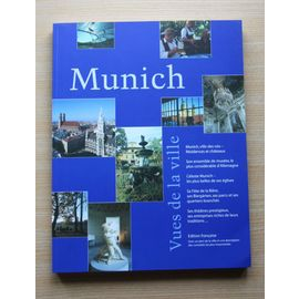 Hollo, H: Munich Vues de la ville - Harald Hollo