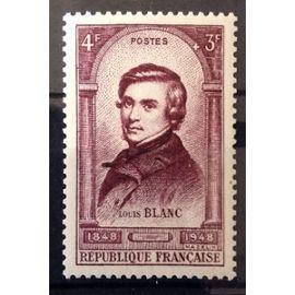 France - Centenaire Révolution 1848-1948 - Louis Blanc (Impeccable n° 797) Neuf** Luxe - N12692