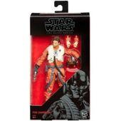 //The Force Awakens//En parfait état Jakku dans sa boîte scellée Star Wars-The Black Series 3,75 inch//Rey