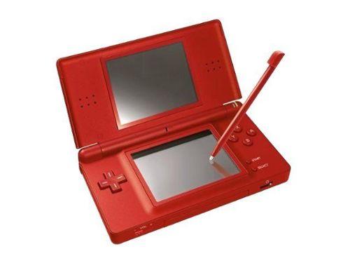 Nintendo Ds Lite - Console De Jeu Portable - Rouge