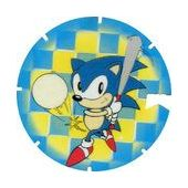 Sega Entreprise LTD 1992 BN Troc/'s Fluo Sonic N°21 POG