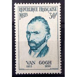 France - Personnages Etrangers - Vincent Van Gogh (Peintre Néerlandais) 30f (Impeccable n° 1087) Neuf** Luxe - Cote 7,00€ - Année 1956 - N13371