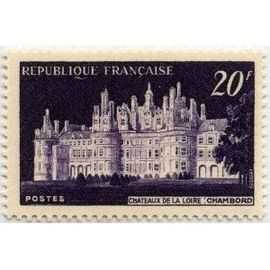TIMBRE NEUF - YT 924 - LE CHATEAU DE CHAMBORD