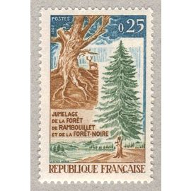TIMBRE NEUF - YT 1561 - FORET