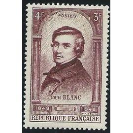 Centenaire de la révolution de 1848. Louis BLANC (année 1948) N° 797