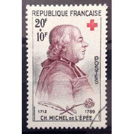 France - Croix Rouge Abbée de l
