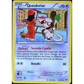Queulorior 70pv 123//162 XY Impulsion Turbo Carte Pokemon Rare neuve fr