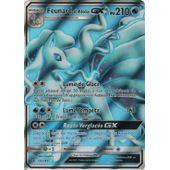 carte pokemon feunard d/'alola gx 132//214  vf