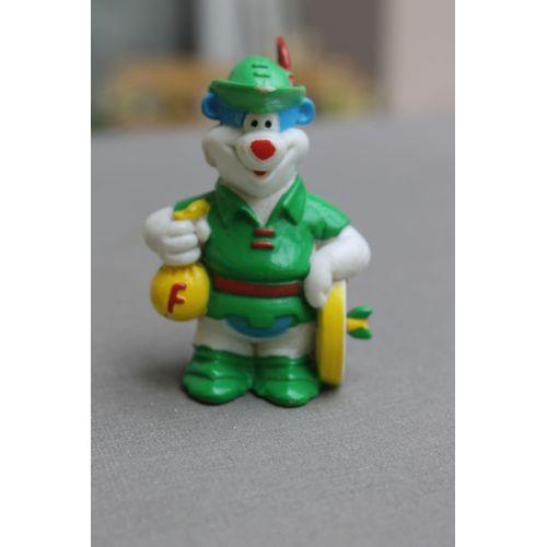 Figurine Publicitaire FLUNCH 1996 robin des bois FLUNCHY 6,5 cm