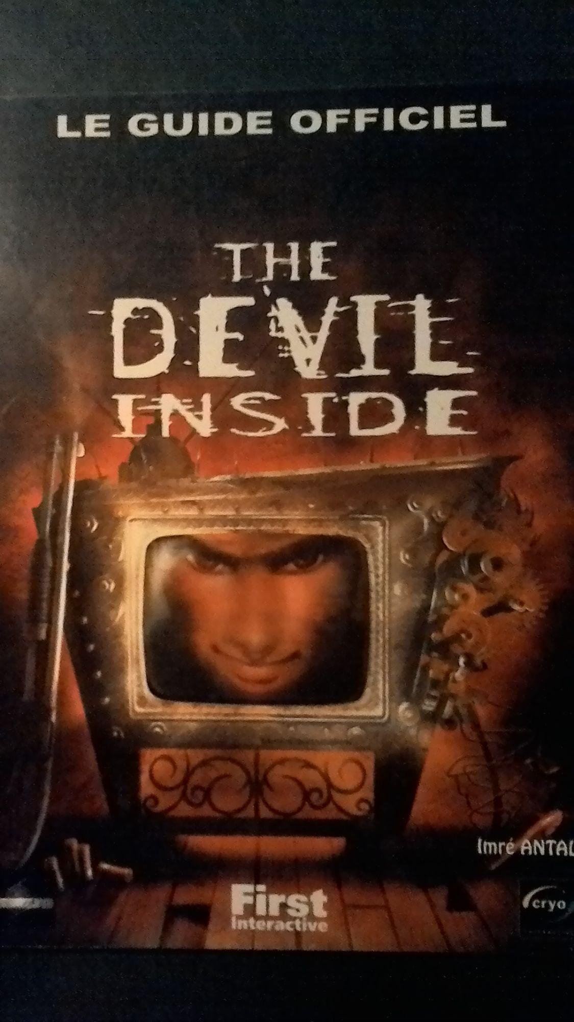 Devil Inside, le guide de jeu d'Imre Antal