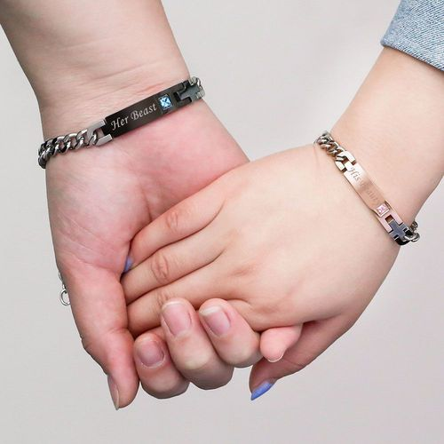 bracelet couple amour