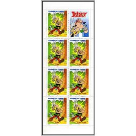 Carnet Journée du Timbre Astérix non plié BC 3227 - 1999