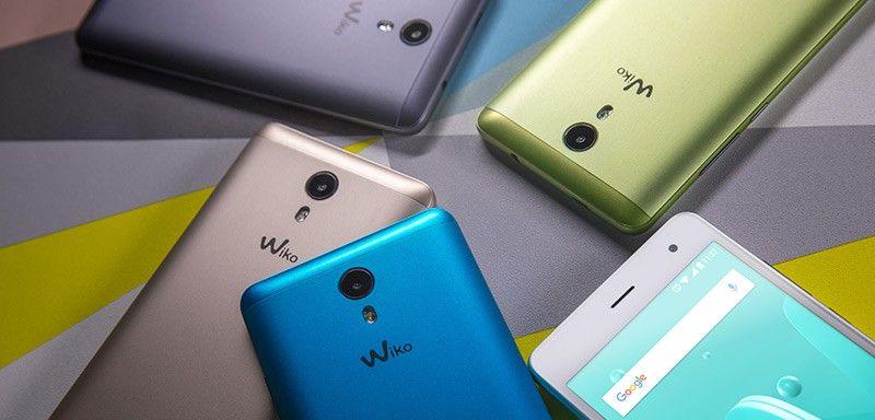 Wiko JERRY 2 8 Go Double SIM Mélange de bleu et de vert image 4 | Rakuten