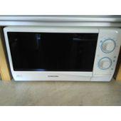 Samsung Solo ms23k3555ew micro-ondes à la vapeur 23 L Mode Eco 800 W blanc c