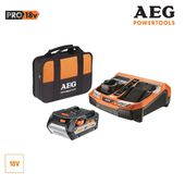 Outil multifonctions multi tool AEG 12V 2 batteries 1.5Ah 1 chargeur BMT12C-152B