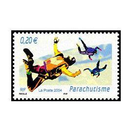 Les sports de glisse Parachutisme