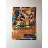 NEUVE Carte Pokemon Mega Camérupt EX XY198 Promotionnelle Française