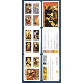 france année 2008 carnet antiquité n°4132 neuf**  non plié timbres autoadhésifs  chefs d